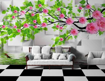 Customized Wall Murals for Home & Office 11