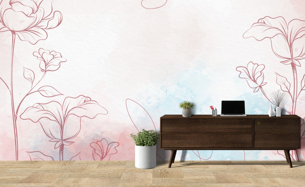 Customized Wall Murals for Home & Office 4