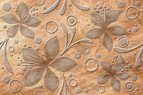 Wood Flower Pattern