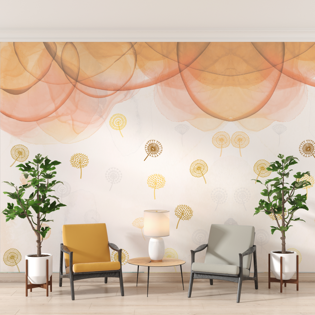 A beautiful wallpaper from our Hope collection