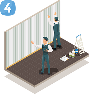 How to Install Wallpaper? 4