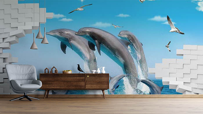 Dance of Dolphins