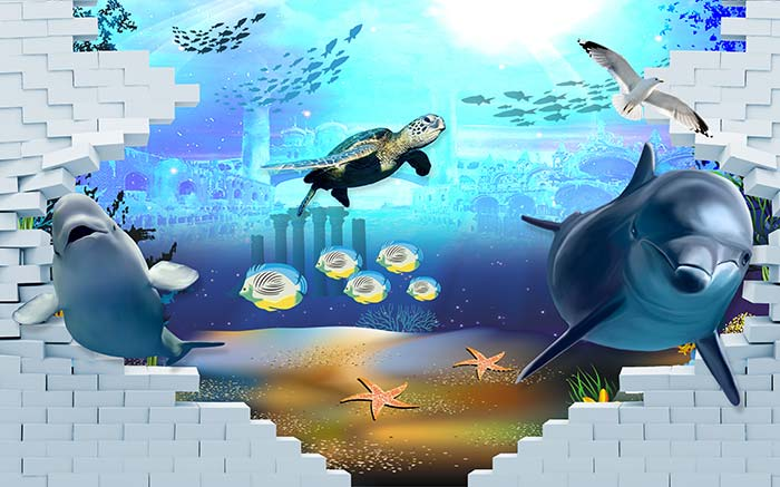 Turtles and Whales