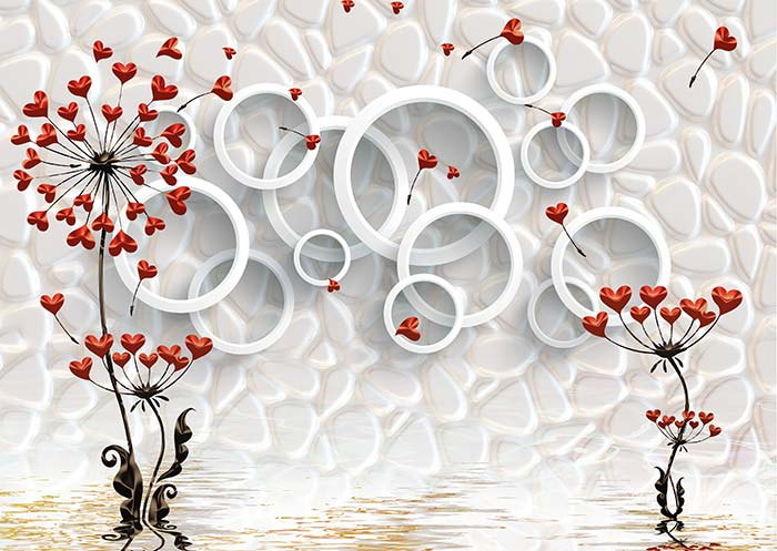 Rings on a Wall
