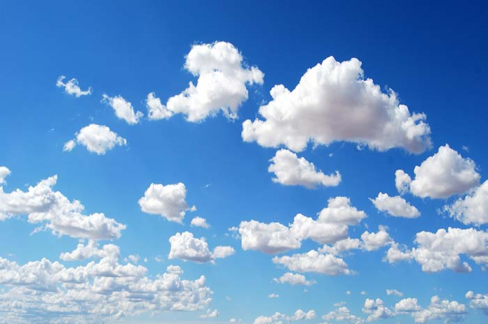Clouds in Morning Sky