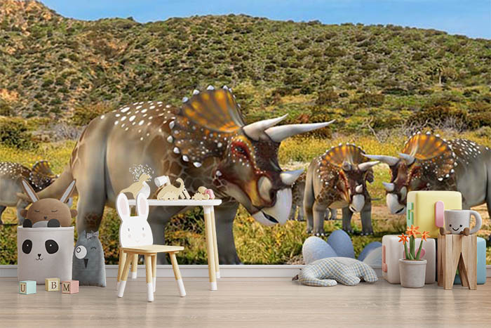 World of Triceratops