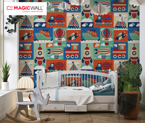 Designs of MagicWall: 6 Stunning Collections that mesmerizes our Customers 6