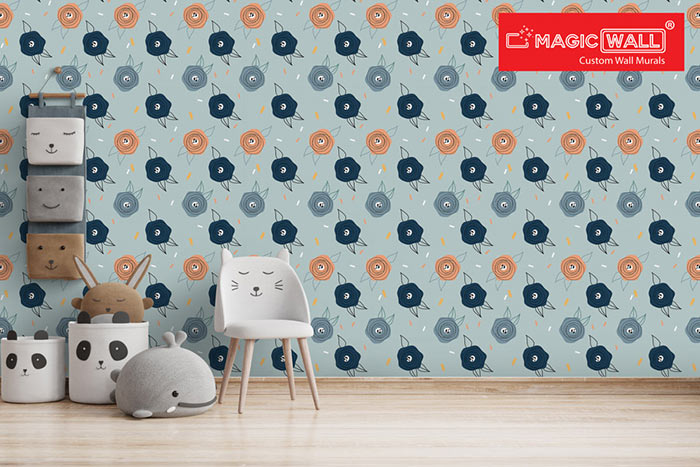 Wall Murals of MagicWall: 3 Designs to Make your Child's Room Exquisite 1