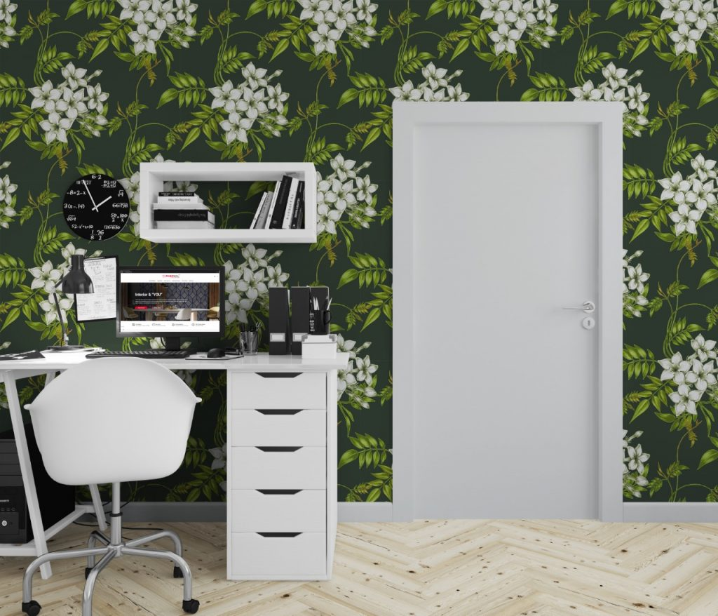 Customizable office Murals to make Work From Home more interesting