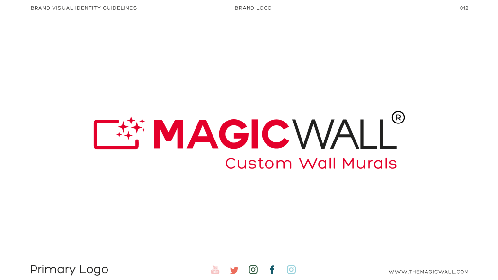 Magicwall® Branding & Trademark usages 8