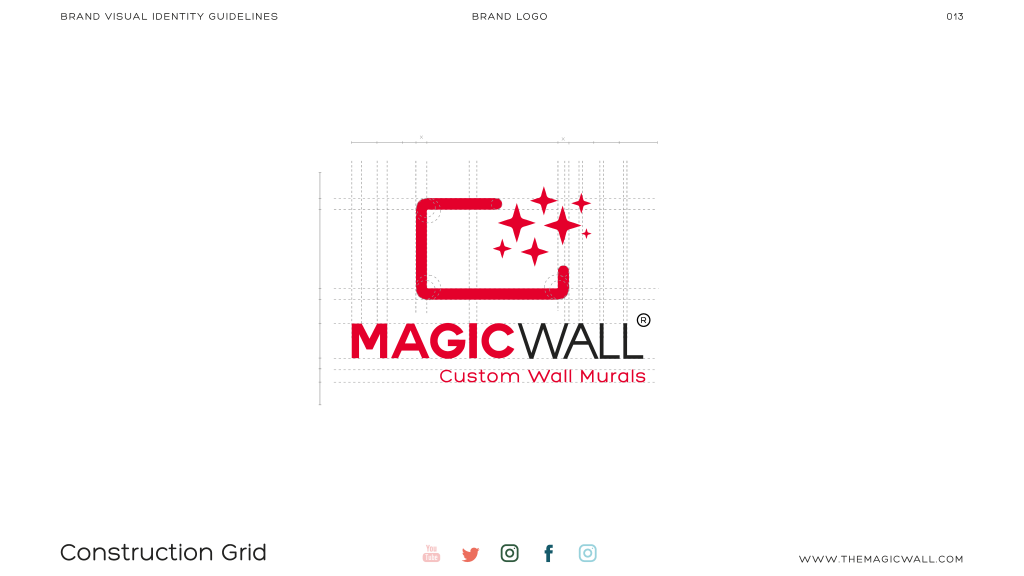 Magicwall® Branding & Trademark usages 9